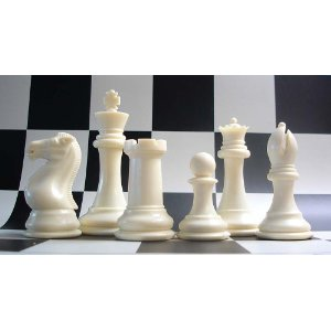 Titan Chess Pieces